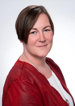 Frau Beigeordnete Silke Hildebrandt