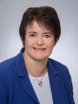 Frau Vorsitzende der Gemeindevertretung Stefanie Roß-Stabernack