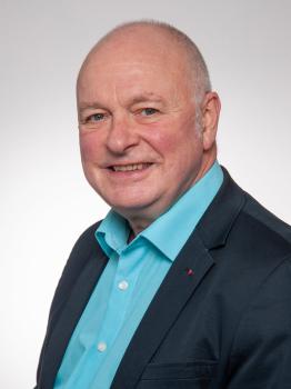 Herr Erster Beigeordneter Birgfried Stabernack